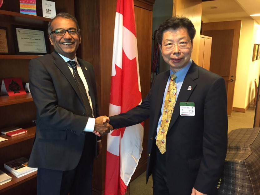 """Setting Up """"Asia Pacific Professional Managers Association CPMA in Canada"""" in Ottawa, Capital City of Canada"""